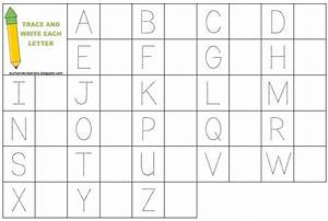 ourhomecreations preschool learning binder With alphabet letters to trace and write