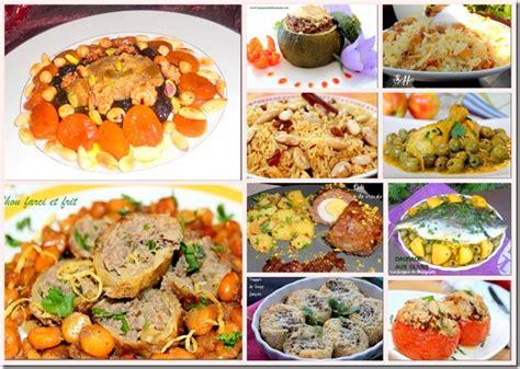 image recette de cuisine recettes de cuisine algerienne