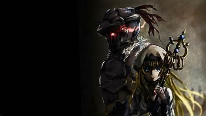Slayer Goblin Priestess 4k Anime Onna Shinkan