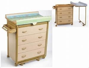 Table A Langer Evolutive : commode table langer pour b b en 20 photos ~ Teatrodelosmanantiales.com Idées de Décoration