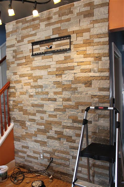 stone accent wall pictures   images
