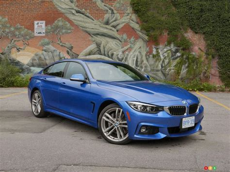 Bmw 430i Coupe Review by 2018 Bmw 430i Xdrive Gran Coupe Review Car Reviews Auto123