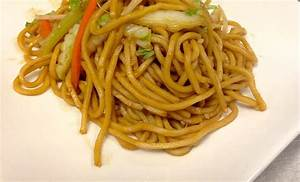 How to Make Vegetable Lo Mein - YouTube