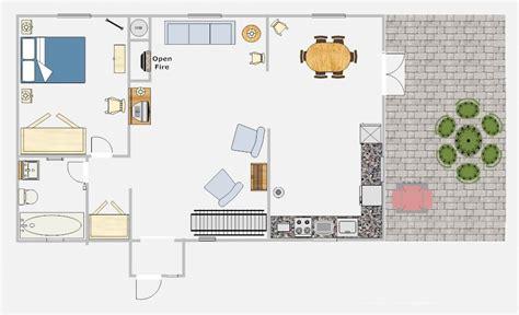 3 bedroom cabin floor plans croan cottages self catering homes in