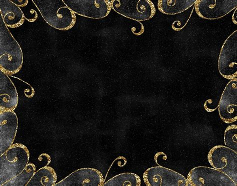 Black And Gold Background 21 Cool Wallpaper
