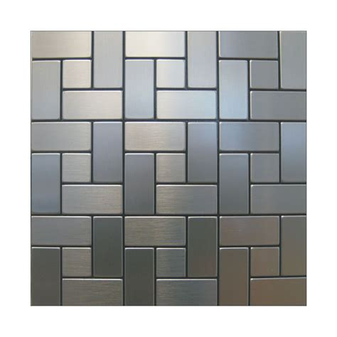 inoxia speedtiles california mosaic self adhesive metal