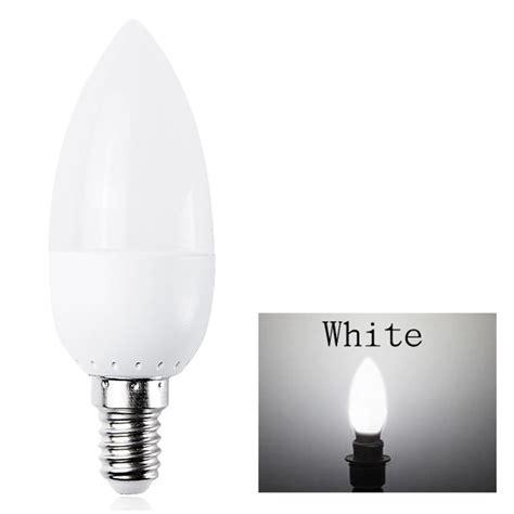 energy saving e14 small edison candle led bulb light