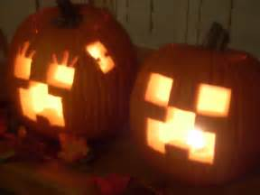 Minecraft Creeper Pumpkin Stencils by Minecraft Creeper Pumpkins By Beauxty On Deviantart