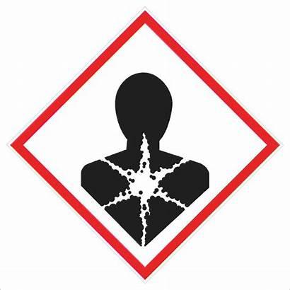 Hazard Health Signs Ghs Label Safety Hazchem