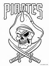 Pirate Coloring Skeleton sketch template