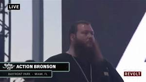 Watch Action Bronson Performing Live At 'Rolling Loud 2017 ...