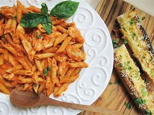 Chicken and Penne in Vodka Cream Sauce Recipe Serious Eats