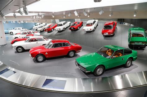 New Alfa Romeo Museum Opened  Picture Special Autocar