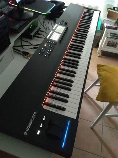 S88 Instruments Native Komplete Mk2 Kontrol Audiofanzine
