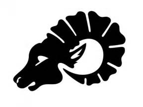 Head Aries Symbol