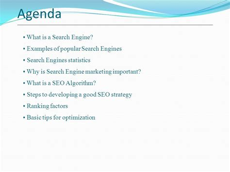 Search Engine Marketing Techniques by Search Engine Optimization Seo Ppt