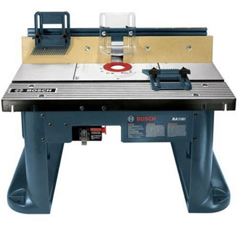 bosch ra aluminum mounting plate benchtop router table