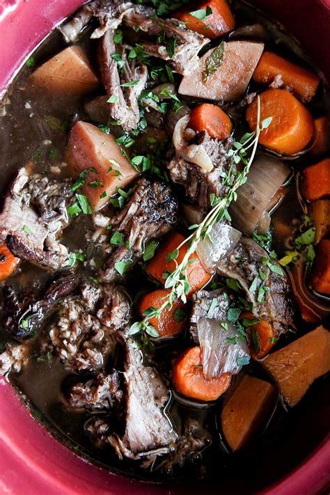 slow cooker balsamic pot roast recipe