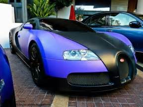 2093 hd images of ferrari autos include exterior, interior, spy pictures and new photos from motorshows. Purple & black vinyl wrapped Bugatti~ | Cool sports cars ...