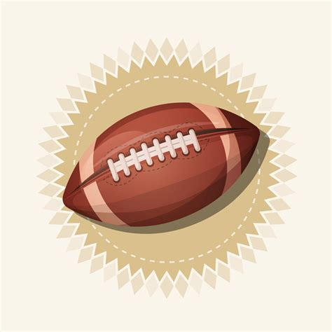 Svg file graphic · window, mac, linux · last updated 2021 · commercial licence included American Football Retro Banner 269114 Vector Art at Vecteezy