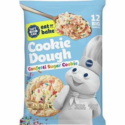 Pillsbury Dough Cookie Sugar Confetti Walmart Ea