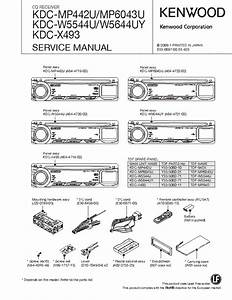 Kenwood Kdc 252u Wiring Diagram