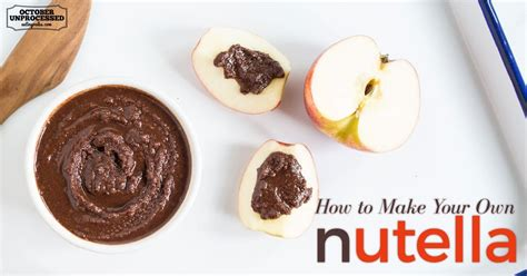 No melting chopped chocolate or heating milk. Print Your Own Nutella Label : How To Make Your Own Nutella Eating Rules : To print your own ...