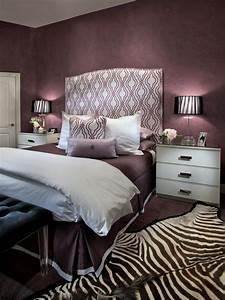 Lila Im Schlafzimmer : farbgestaltung f r schlafzimmer das geheimnisvolle lila ~ Markanthonyermac.com Haus und Dekorationen