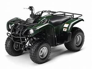 Yamaha Pictures 2009 Grizzly 125 Specifications