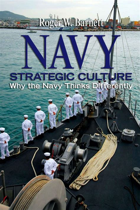 BOOK REVIEW: NAVY STRATEGIC CULTURE | East County Magazine