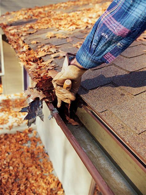 clean  repair gutters hgtv