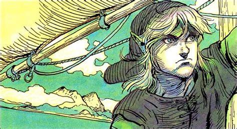 Curiosities The Legend Of Zelda Original Concept Art