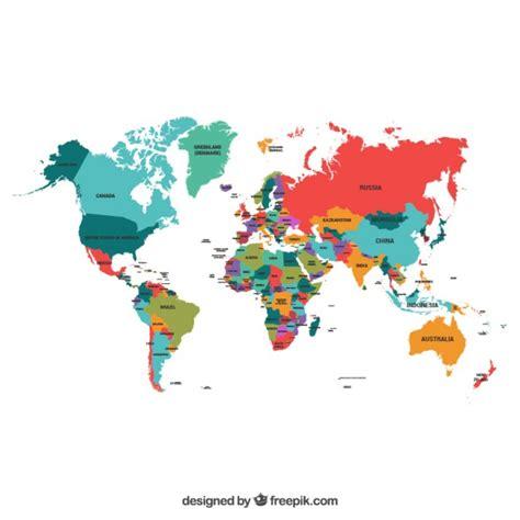 mapas 3d do baixar do mundo
