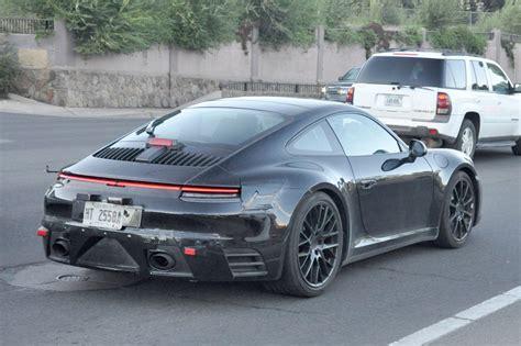 2019 New Porsche by New 2019 Porsche 911 Teased Officially