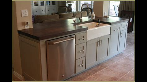 kitchen island with dishwasher kitchen islands with sink and dishwasher 5209