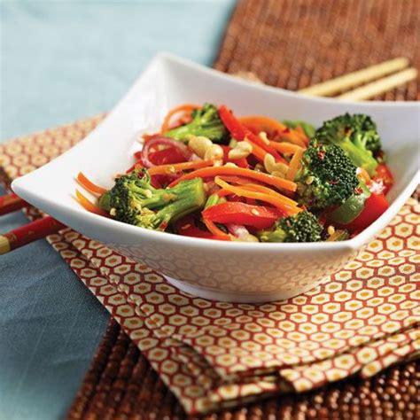 Almond vegetable stir fry diabetic friendly recipe. Salad bar stir-fry   Salad bar, Diabetes friendly recipes ...