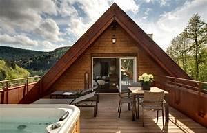 les plus beaux hotels avec jacuzzi privatif en france With chambre d hotes en alsace avec piscine 11 la maison dartgile