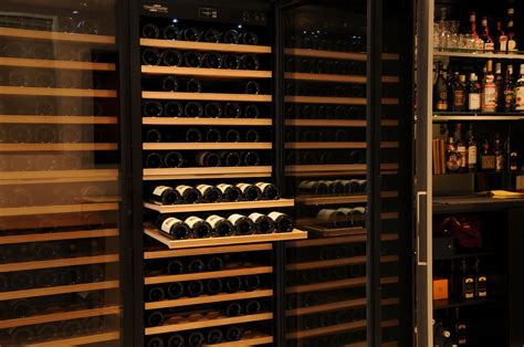 wine rack storage cabinet jean marie simart from vintec shares his top wine storage