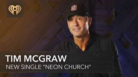 Tim Mcgraw Talks About New Single