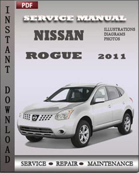 how to download repair manuals 2011 nissan rogue regenerative braking nissan rogue 2011 service repair manual instant download