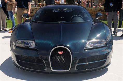 Who Makes Bugatti Veyron by Monterey 2010 Bugatti Veyron 16 4 Sport Makes