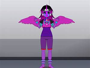 Twilight Sparkle Robot tf 10 by TechnoPagan9 on DeviantArt