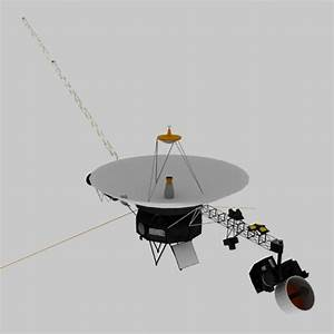 Voyager 2 - 3DLenta 3D Models Library