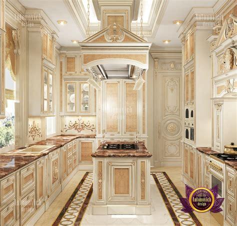 Luxury kitchen design - luxury interior design company in California