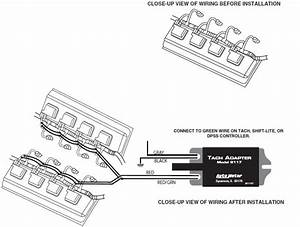 How To Install An Auto Meter Tach Adapter On Your Mustang Wiring Diagram