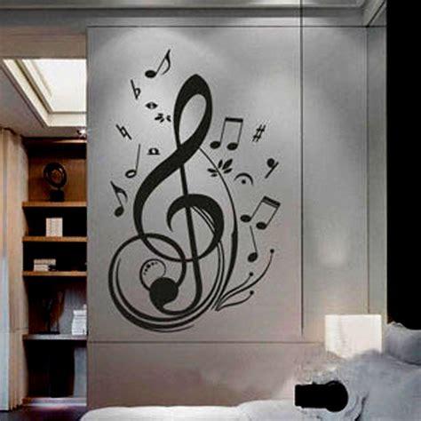Note Wall Decor - note pattern graffiti wall decor mural decal sticker