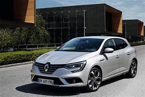 Megane Renault Prix : prix renault m gane 4 les tarifs officiels de la m gane 2016 photo 7 l 39 argus ~ Gottalentnigeria.com Avis de Voitures