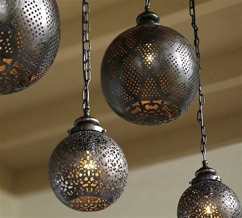 hanging globe lights outdoors beautifully handcrafted moroccan pendant