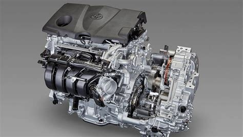 Toyota Engines by Toyota Unveils Ultra Efficient Direct Smooth Engine