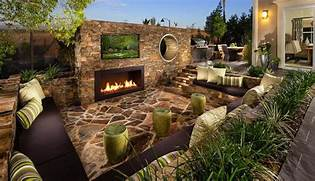 Eden Outdoor Living Round Rock by 20 Gorgeous Backyard Patio Designs And Ideas